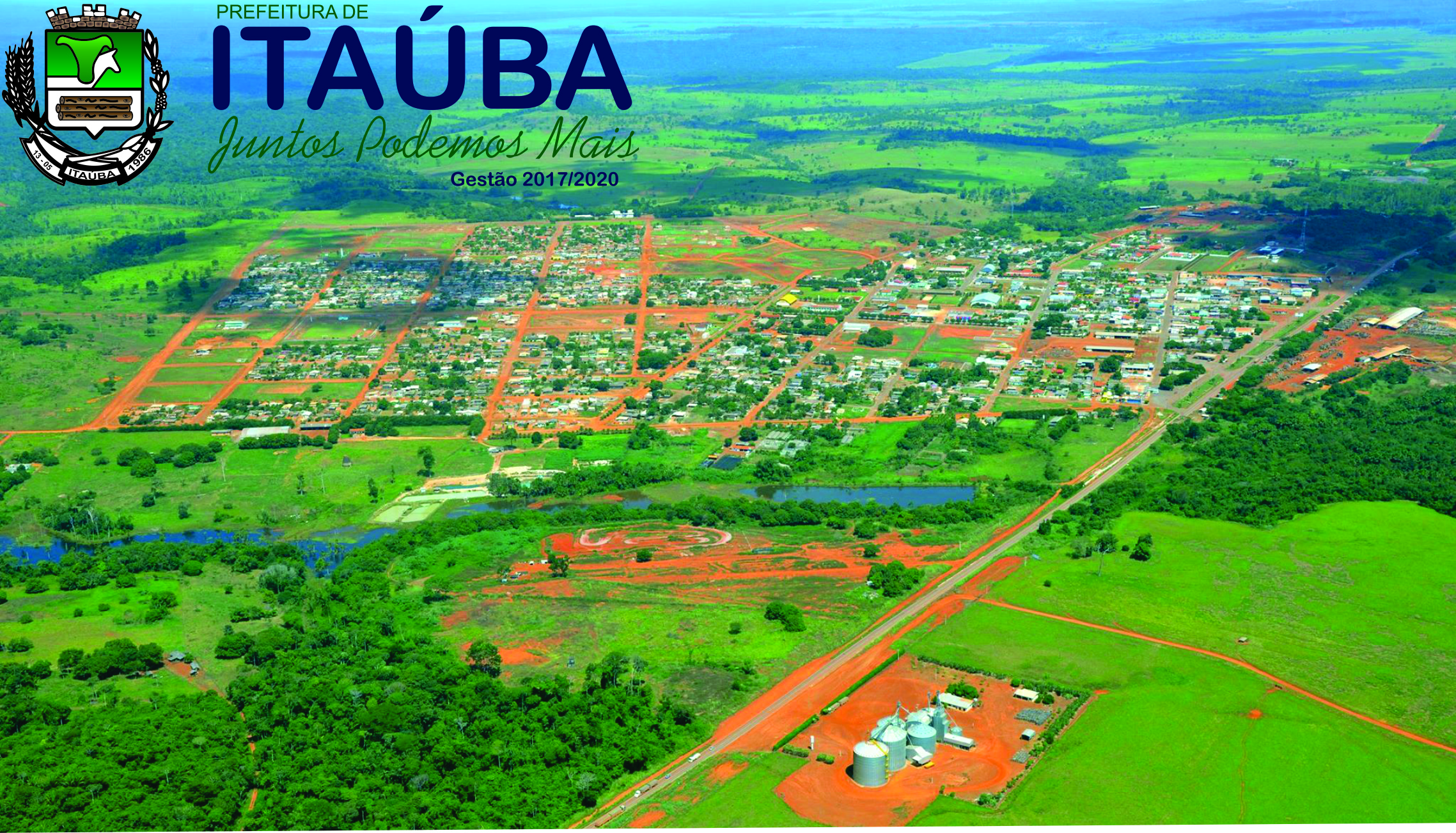 Itaúba Mato Grosso fonte: www.itauba.mt.gov.br